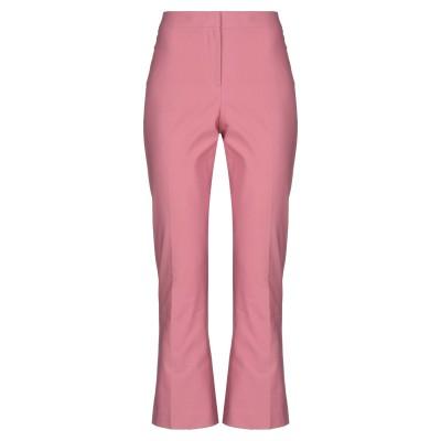 QL2  QUELLEDUE パンツ ピンク 40 コットン 95% / ポリウレタン® 5% パンツ