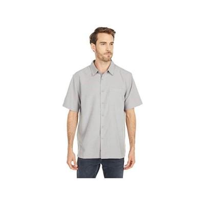 クイックシルバー Centinela 4 Short Sleeve Shirt メンズ シャツ トップス Flint Gray 2