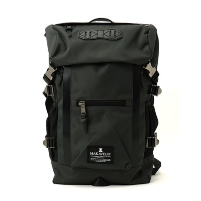 L.H.P / MAKAVELIC/マキャベリック/Double Line BackPack MEN バッグ > バックパック/リュック