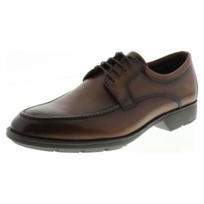 asics アシックス商事 texcy luxe/テクシーリュクス TU7773(ブラウン)ビジネスシューズ 紳士靴