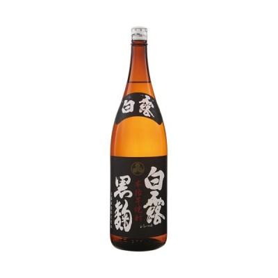 さつま白露黒麹 芋焼酎 鹿児島 白露酒造 25% 1800ml