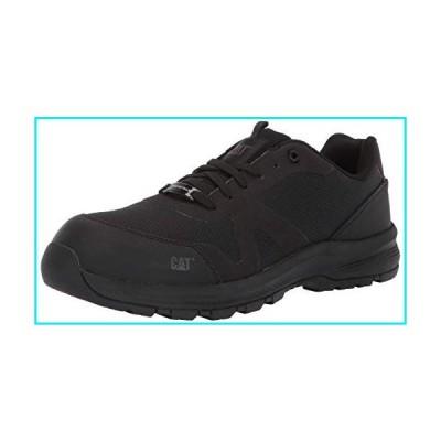 Caterpillar Men's Passage CT Industrial Shoe, Black, 09.0 M US【並行輸入品】