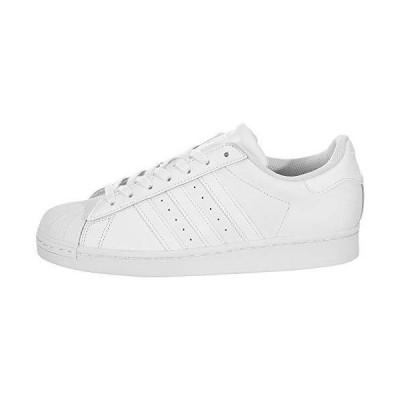 adidas Originals Men's Superstar Shoes Sneaker, White/White/White, 10.5【並行輸入品】
