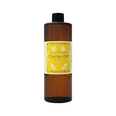 自然化粧品研究所 スイートアーモンドオイル キャリアオイル 500ml 遮光プラボトル