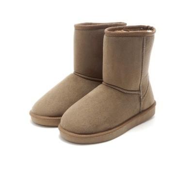 VIVIAN COLLECTION / 撥水ムートンブーツ 【 防寒 】 WOMEN シューズ > ブーツ