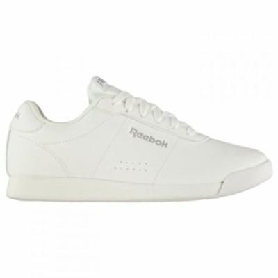 リーボック Reebok レディース スニーカー シューズ・靴 Royal Charm Trainers White