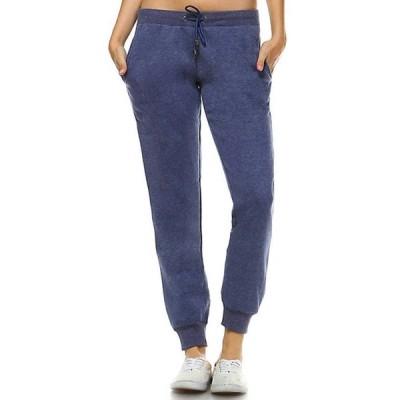 ホワイトマーク レディース カジュアルパンツ ボトムス Women's Amazingly Soft Jogger Pants