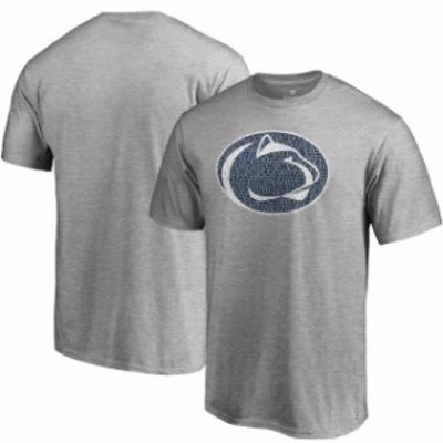 Fanatics Branded ファナティクス ブランド スポーツ用品  Fanatics Branded Penn State Nittany Lions Heathered Gray Hometown Fight S