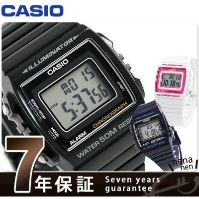 12日はさらに+10倍でポイント最大16倍 チープカシオ 海外モデル デジタル メンズ レディース 腕時計 W-215H チプカシ