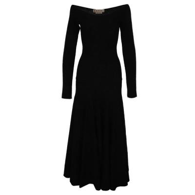 マルニ レディース ワンピース トップス Marni Knitted Maxi Dress -