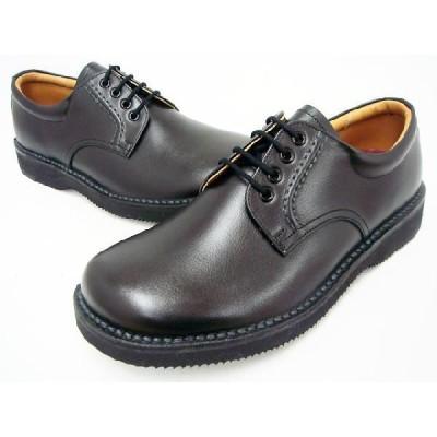 リーガル ウォーカー REGAL 靴 メンズ ビジネスシューズ JJ23AG 本革 プレーントウ 幅広 軽量 ブラック