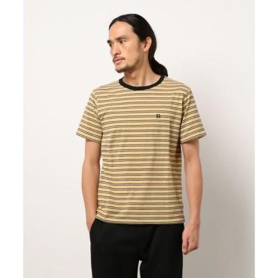 tシャツ Tシャツ DESIGN TEE/BANKS バンクス 半袖 Tシャツ ボーダー