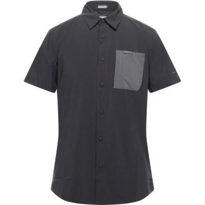 コロンビア COLUMBIA メンズ シャツ トップス Solid Color Shirt Lead