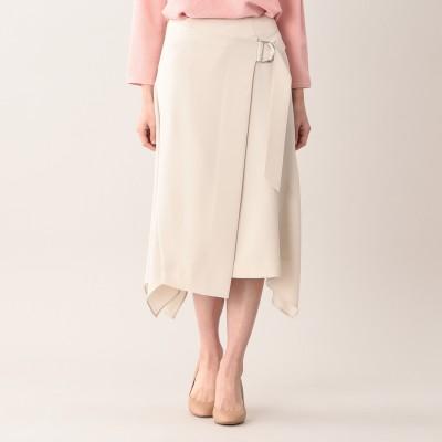 アマカ AMACA セラテリー スカート (ベージュ)