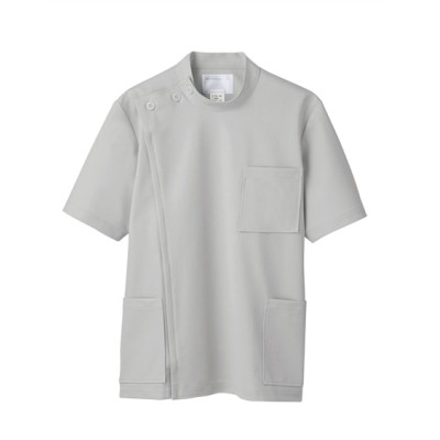 MONTBLANC 72-716 ケーシー(半袖)(男性用) ナースウェア・白衣・介護ウェア