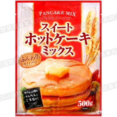 山本綿密鬆餅粉(500g)