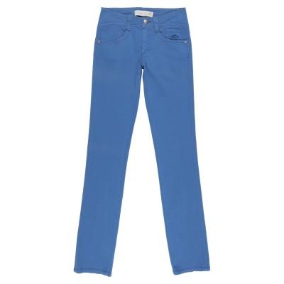 CARLO CHIONNA パンツ ブルー 25 コットン 98% / ポリウレタン 2% パンツ