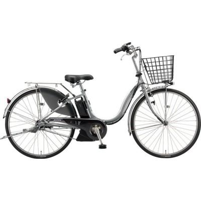 ブリヂストン 電動アシスト自転車 アシスタU DX A4XC41 M.XRシルバー
