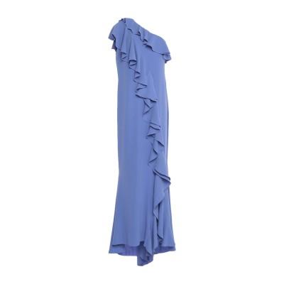 HH COUTURE ロングワンピース&ドレス ライラック M ポリエステル 100% ロングワンピース&ドレス