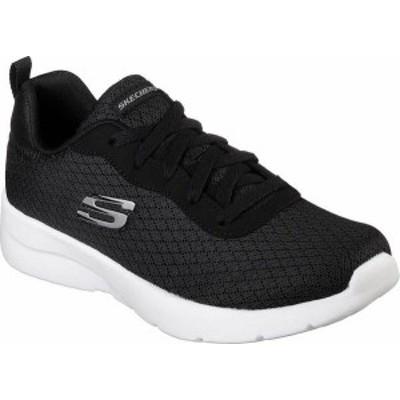 スケッチャーズ レディース スニーカー シューズ Women's Skechers Dynamight 2.0 Eye to Eye Sneaker Black/White