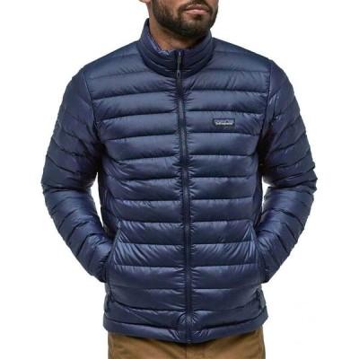 パタゴニア Patagonia メンズ ダウン・中綿ジャケット アウター Down Sweater Jacket Classic Navy/Classic Navy