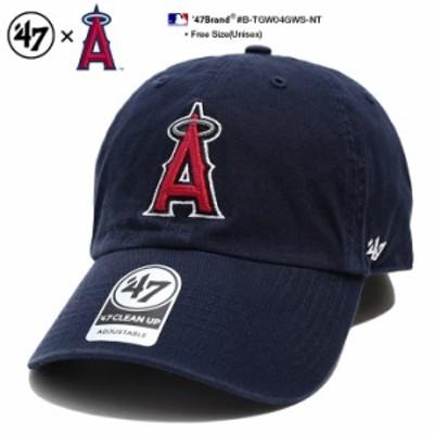 【即納】ロサンゼルス エンゼルス CAP グッズ 大リーグ 帽子 【B-RGW04GWS-NY】  47BRAND MLB 公式 メジャーリーグ メンズ レディース ロ