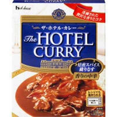 ハウス食品ハウス食品 ザ・ホテル・カレー 香りの中辛 1食