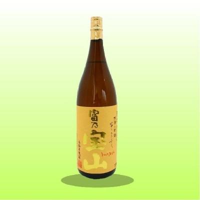 富乃宝山 25度 1800ml  西酒造 芋焼酎  とみのほうざん
