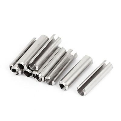 uxcell バネダボピン スプリング売 M8x35mm 304ステンレス鋼 10個
