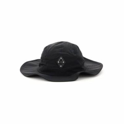 A-COLD-WALL/ア コールドウォール Black A cold wall working bucket hat rhombus logo メンズ 春夏2021 ACWUA066 ik