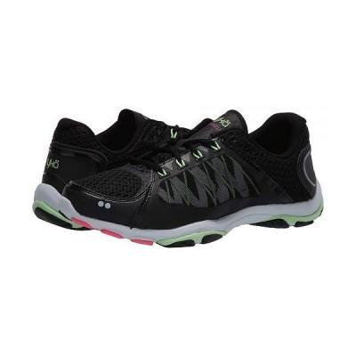 Ryka ライカ レディース 女性用 シューズ 靴 スニーカー 運動靴 Influence 2.5 - Black