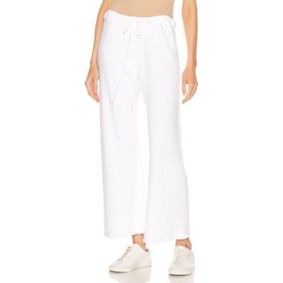 ニリ ロータン NILI LOTAN レディース スウェット・ジャージ ボトムス・パンツ Kiki Sweatpant Vintage White