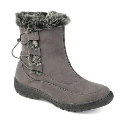 ジャーニーコレクション ブーツ&レインブーツ シューズ レディース Women's Wasilla Winter Boot Charcoal