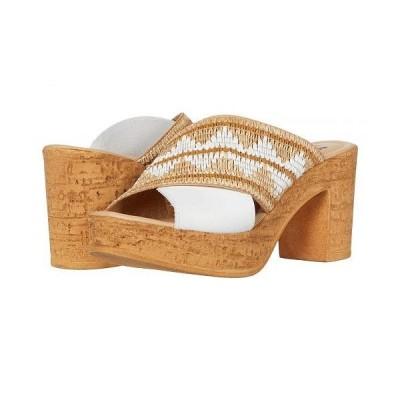Spring Step スプリングステップ レディース 女性用 シューズ 靴 ヒール Tribeca - White Multi