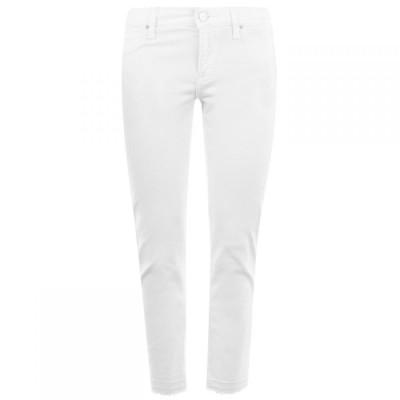 リー Lee Jeans レディース ジーンズ・デニム スキニー・スリム ボトムス・パンツ Elly Slim Jeans RAW OFF WHITE