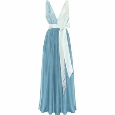 カリタ Kalita レディース ワンピース マキシ丈 ワンピース・ドレス Adonis silk maxi dress Crystal Clear