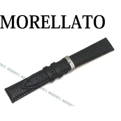 MORELLATO モレラート 時計ベルト ブラック X3266-IBIZA-773-019