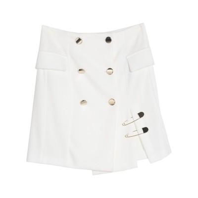 インペリアル IMPERIAL ミニスカート ホワイト M ポリエステル 95% / ポリウレタン 5% ミニスカート
