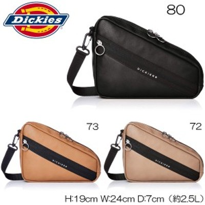 Dickies ディッキーズ SYNTHETIC LETHER TZ SHOULDER BAG ショルダーバッグ