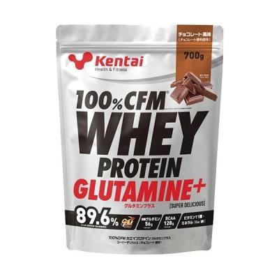 ケンタイ(kentai) 100%CFMホエイプロテイン チョコレート風味 700g K221 健康体力研究所 プロテイン 筋力系
