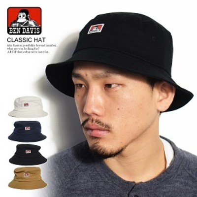 BEN DAVIS ベンデイビス CLASSIC HAT メンズ ハット バケットハット 帽子 ストリート bendavis ベンデービス atfcap
