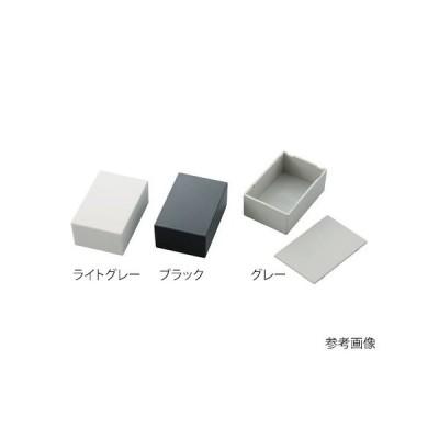 アズワン プラスチックケース SWタイプ ライトグレー  1個 [3-987-04]
