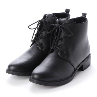 オールデイウォーク ALL DAY Walk ブーツ (ブラックスムース)