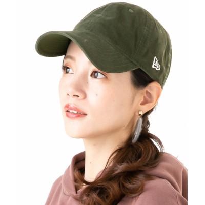 帽子屋ONSPOTZ / ニューエラ キャップ 9THIRTY MATERIAL BASIC NEW ERA 男女兼用 WOMEN 帽子 > キャップ