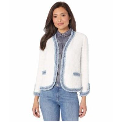 ニックプラスゾーイ レディース コート アウター Plus Size Bright Side Jacket White Multi