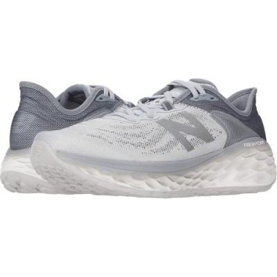 ニューバランス New Balance メンズ シューズ・靴 Fresh Foam More v2 Light Aluminum/Steel