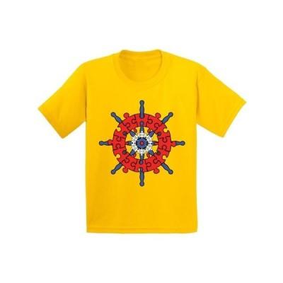 キッズ 衣類 トップス Awkward Styles Captain Puzzle Tshirt for Autism Awareness Autism Youth Shirt Kids Autism Awareness T Shirt Autistic Pri