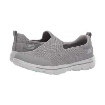 SKECHERS Performance スケッチャーズ レディース 女性用 シューズ 靴 スニーカー 運動靴 Go Walk Evolution Ultra Rapids - Gray