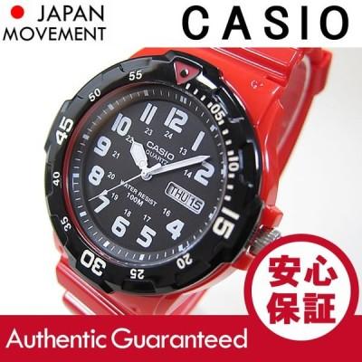 CASIO (カシオ) MRW-200HC-4B/MRW200HC-4B スポーツギア ミリタリーテイスト ペアモデル キッズ・子供 メンズウォッチ チープカシオ 腕時計 【あすつく】
