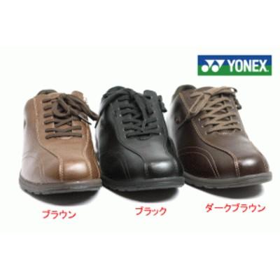 ウォーキングシューズ メンズ YONEX/ヨネックス パワークッション SHW MC30 軽量 コンフォートシューズ 快適 歩きやすい 脱ぎやすい 履